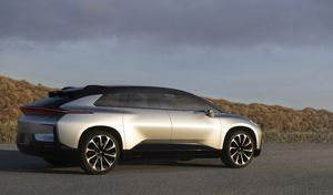 Faraday Future le dit, son avenir ne s'assombrit pas