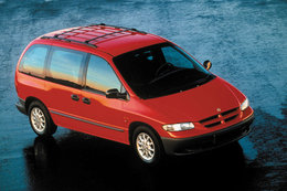 Chrysler Grand Voyager III : la fiche occasion