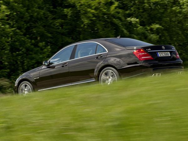 Officiel : la Mercedes S 63 AMG passe aussi au V8 bi-turbo