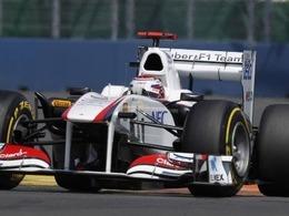 Perez : « Reprendre ma lancée à Silverstone »