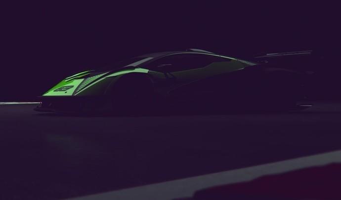 Lamborghini : une Aventador SVR en préparation ?
