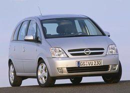 Opel Meriva : la fiche occasion