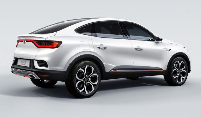 Renault : le SUV coupé Arkana sera vendu en France