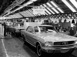 Classic Days 2014 : la Ford Mustang fête ses 50 ans
