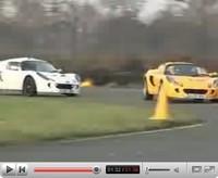 La vidéo du jour : Lotus Elise et Exige sur piste