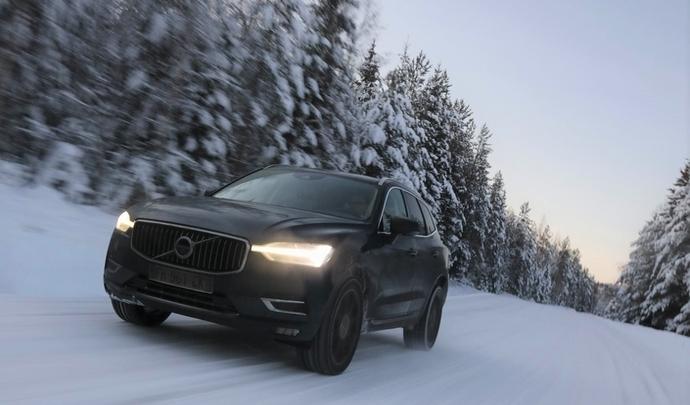 Le prochain Volvo XC60 sera uniquement électrique