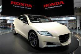 Honda n'ira pas à Francfort