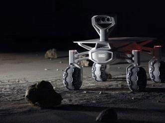 Audi veut rouler sur la lune