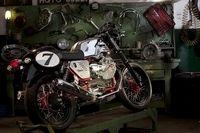 Nouveauté Moto Guzzi 2011 : Une V7 Racer en guise de café