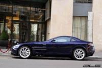 Photo du jour : Mercedes SLR Mac Laren