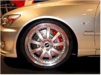 Lexus IS 430 by TTE