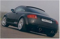 Audi TT Bullett RS4 by Dialynx