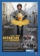 MBK : opération de reprise prolongée jusqu'au 31 décembre 2012