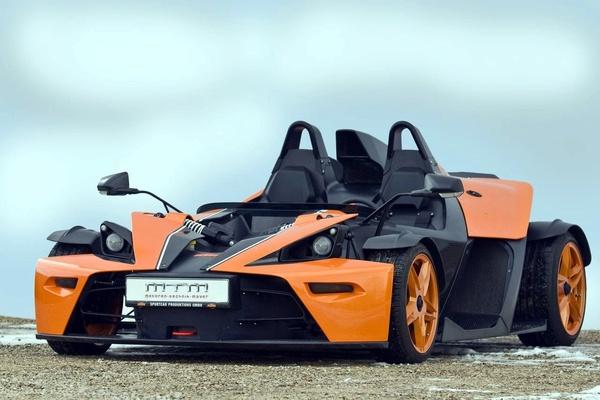 KTM X-Bow par MTM : 80 ch de plus