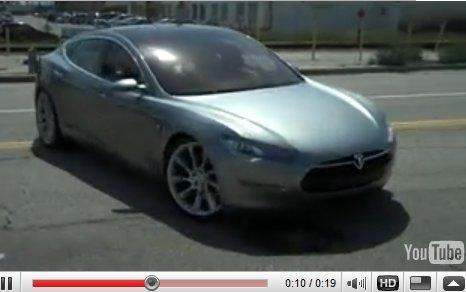 [Vidéos] : la Tesla Model S s'anime