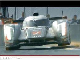 [vidéo] Les 24h du Mans 2011 d'Audi en 14mn. Ne passez pas à côté ...