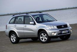 Toyota RAV-4 II : la fiche occasion