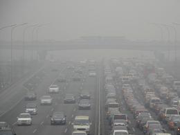 A Pékin, l'air devient de plus en plus irrespirable