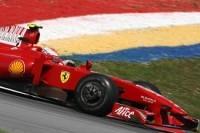 F1-Malaisie, Essais libres 1: Ferrari réagit !