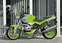 BMW R 1200R by AC Schnitzer : En vert et contre tous