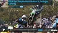 Supermotard 2012 USA, round 5: la vidéo