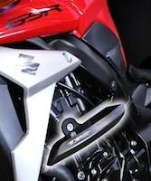 Top Block équipe la Suzuki GSR 750