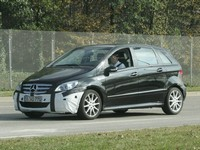 Future Mercedes Classe B Phase 2