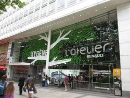 Reportage à L'Atelier Renault : l'exposition « Oxygène »