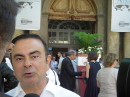 Taxis: pour Carlos Ghosn dans vingt ans c'est fini