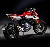 Actualité moto - MV Agusta: La 800 Rivale se révèle !