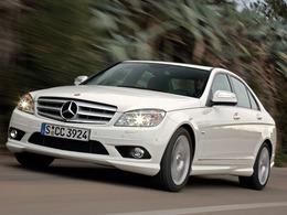 Un million de Mercedes Classe C dans la nature