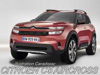 Un nouveau SUV chez Citroën en 2017