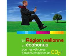 Autos sobres/Région wallonne : la prime Eco-Bonus à l'achat passe de 1200 à 600 euros à partir du 1er septembre 2010...