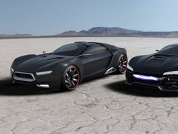 Concepts Ford Mad Max Interceptor: le plein de photos