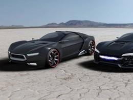 Concepts Ford Mad Max Interceptor: le plein de photos