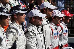 F1 : les classements avant le GP de Malaisie