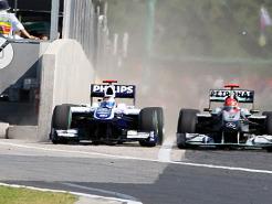 F1 - Michael Schumacher reconnaît son tort après sa manoeuvre sur Rubens Barrichello