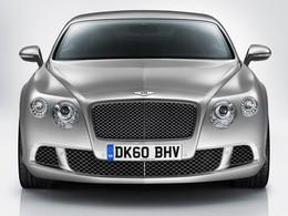 La nouvelle Bentley Continental GTC au Salon de Francfort