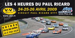 4h V de V - HTTT Paul Ricard : première compétition ouverte au public