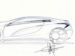 Peugeot: le sketch mystère. Celui d'un concept pour le Mondial de Paris?