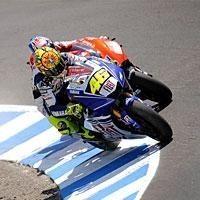 Moto GP - République Tchèque: Rossi veut revivre Laguna Seca
