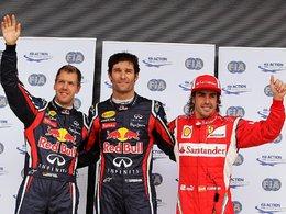 F1 Grande Bretagne - qualifications : Webber devance Vettel, l'écart se réduit