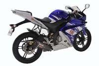 Devil présente un Master carbone pour la Yamaha YZF 125 R