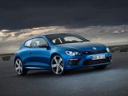 Toutes les nouveautés du salon de Genève 2014 - Volkswagen Scirocco restylé : il était temps