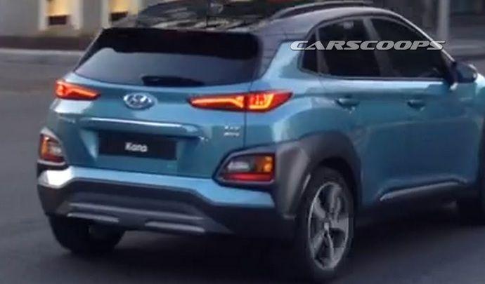 Le Hyundai Kona se dévoile