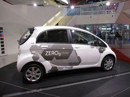 Le prix de vente de la Citroën C-ZERO électrique ? 35 350 euros