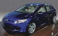Future Mazda3 : serait-ce elle ? Non !