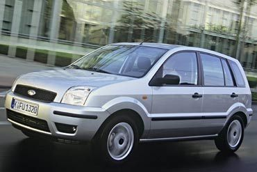 FORD FUSION 1400 TDCi