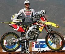 Chad Reed chez Suzuki pour 2009