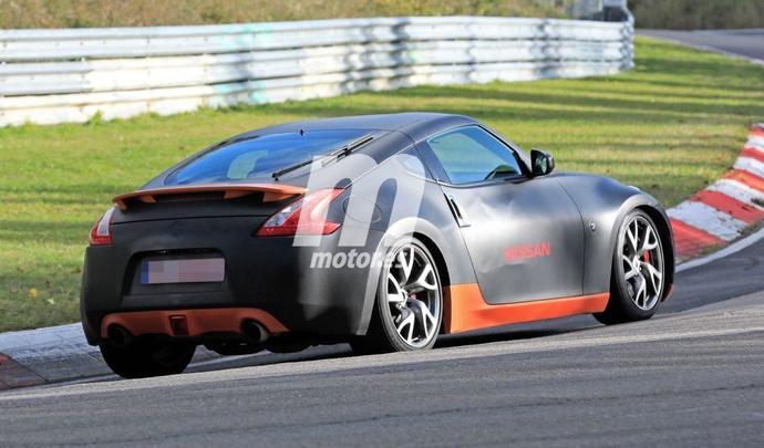 Nissan prépare un nouveau coupé Z